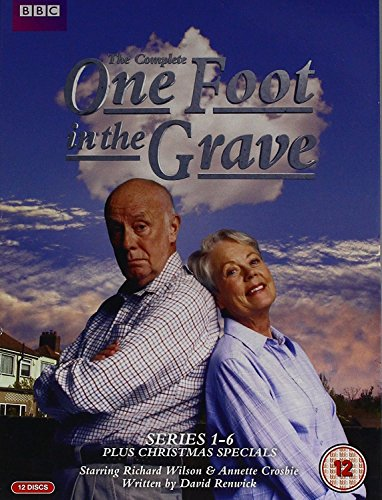 One Foot In The Grave Box (Season 1-6) (UK) -- via Amazon Partnerprogramm