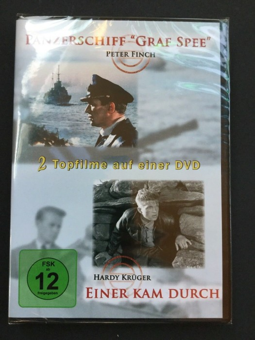 Panzerschiff Graf Spee/Einer kam durch -- via Amazon Partnerprogramm