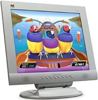"ViewSonic VG170m, 17"", 1280x1024, analog, Audio"