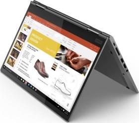 Lenovo ThinkPad X1 Yoga G4 Iron Grey, Core i7-8565U, 16GB RAM, 512GB SSD, IR-Camera, LTE, NFC, pen, 1920x1080 (20QF00B2GE)