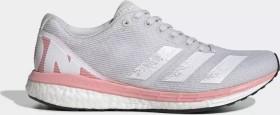 adidas adizero Boston 8 dash grey/cloud white/glory pink (Damen) (EE5147)