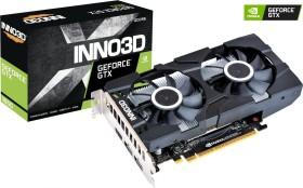 INNO3D GeForce GTX 1650 Twin X2 OC, 4GB GDDR6, HDMI, 2x DP (N16502-04D6X-1177VA25)