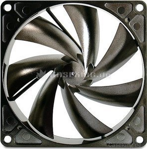 SilenX iXtrema Pro Thermistor, 92mm (IXP-64-14T) -- © caseking.de