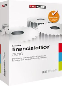 Lexware: Financial Office 2010 14.5, update (German) (PC) (09017-5044)