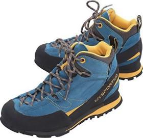 La Sportiva Boulder X mid GTX blue/yellow (men) (17EBY)