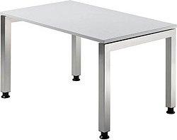 Hammerbacher Ergonomic Plus J-Serie VJS12/5/S, grau, Schreibtisch