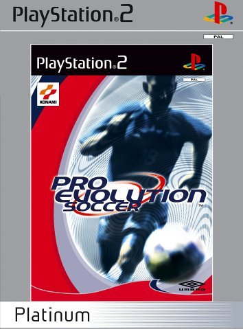 Pro Evolution Soccer (deutsch) (PS2) -- via Amazon Partnerprogramm