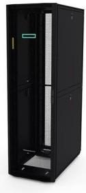 HP Kitted advanced G2 wide Pallet Rack, 42U server rack black, 1075mm deep (P9K11A)