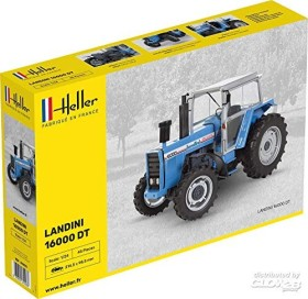 Heller Landini 16000 DT (81403)