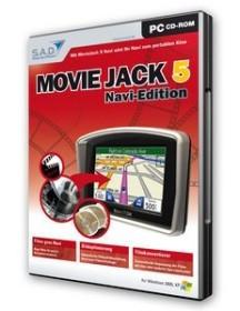 S.A.D. MovieJack 5.0 Navi-Edition (deutsch) (PC)