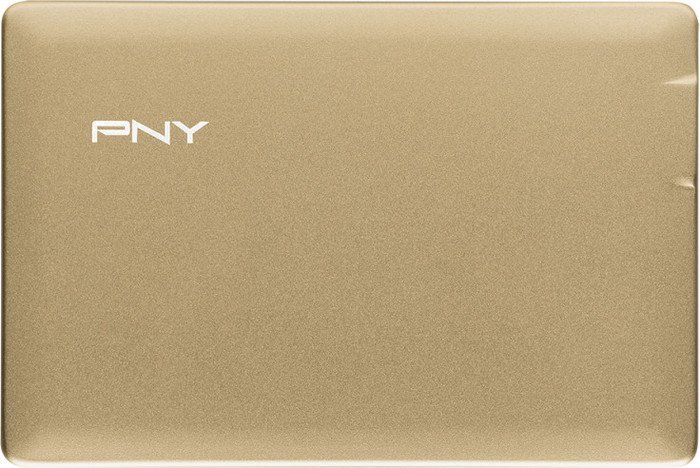 PNY PowerPack Alu 2500 gold (P-B2500-1CCAG01-RB)
