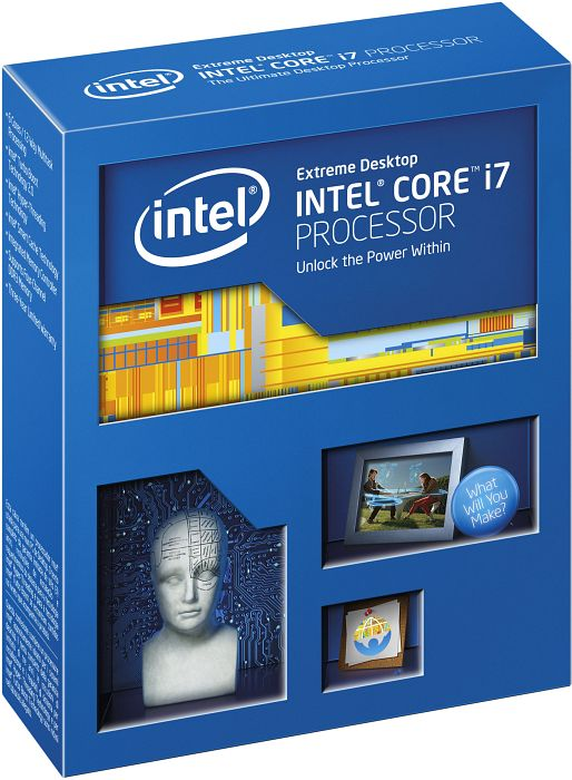 Intel Core i7-4960X Extreme Edition, 6x 3.60GHz, boxed ohne Kühler (BX80633I74960X)