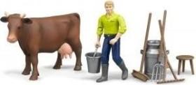 Bruder bworld Figurenset Landwirtschaft (62605)