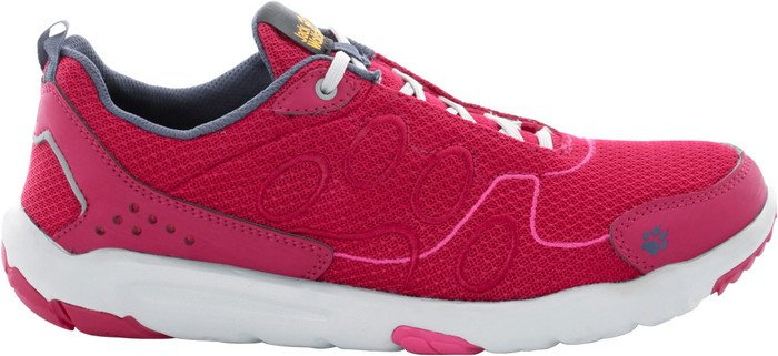 Jack Wolfskin Monterey Ride Low azalea red (Damen)