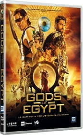 Gods of Egypt (3D) (Blu-ray) (UK)