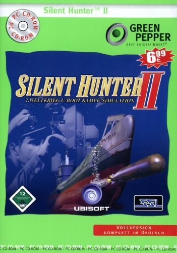 Silent Hunter II (German) (PC) -- via Amazon Partnerprogramm