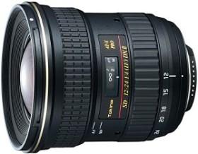 Tokina AT-X Pro 12-24mm 4.0 DX II für Nikon F schwarz (T4122423)
