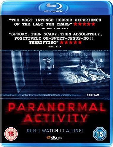 Paranormal Activity (Blu-ray) (UK) -- via Amazon Partnerprogramm