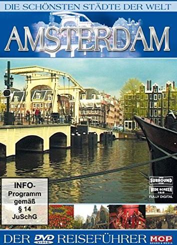 Die schönsten Städte der Welt: Amsterdam -- via Amazon Partnerprogramm