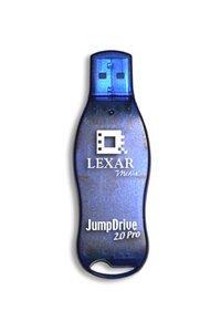 Lexar JumpDrive Pro 128MB, USB-A 2.0