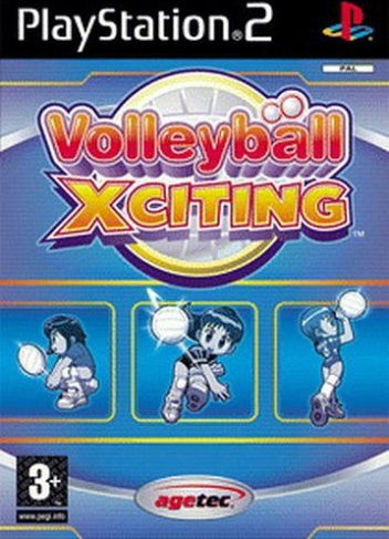 Volleyball Xciting (deutsch) (PS2) -- via Amazon Partnerprogramm