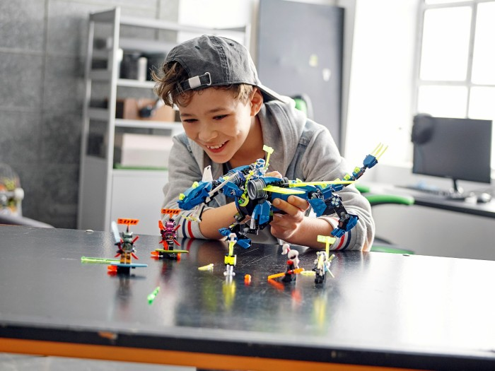 LEGO® NINJAGO 71711 Jays Cyber-Drache Bausatz aus der TV Serie Ninjago