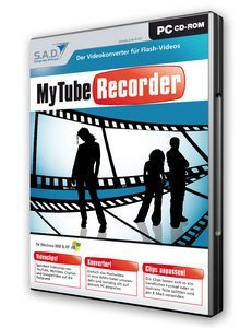 S.A.D.: MyTube Recorder (German) (PC)