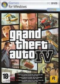 Grand Theft Auto IV (PC)