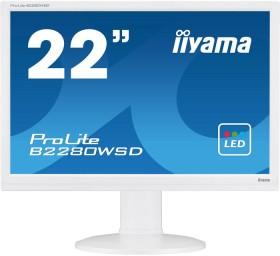 "iiyama ProLite B2280WSD-W1, 22"""