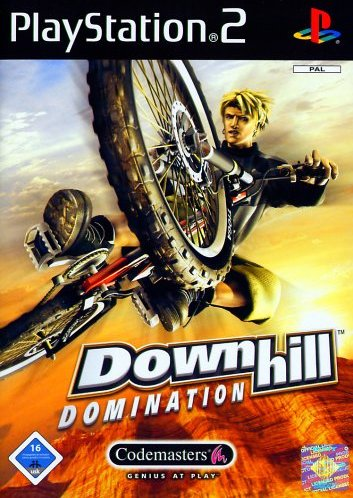 Downhill Domination (niemiecki) (PS2) -- via Amazon Partnerprogramm