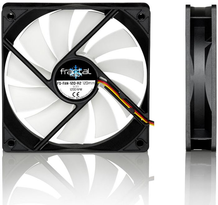 Fractal Design Silent R2 120mm (FD-FAN-SSR2-120)