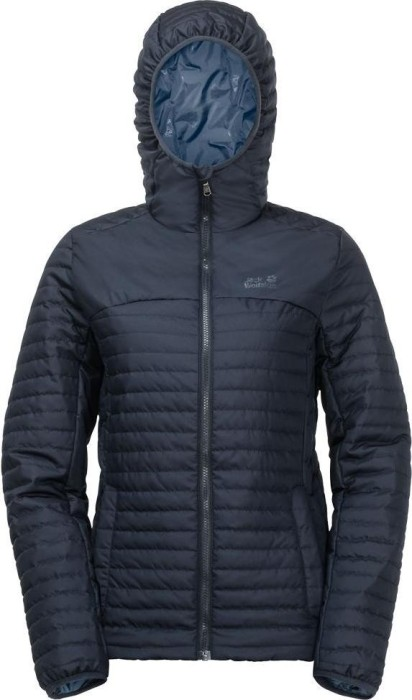 buy popular 3ead4 7e61d Jack Wolfskin Clarenville Jacke night blue (Damen) (1203371-1010)