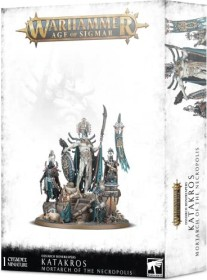 Games Workshop Warhammer Age of Sigmar - Ossiarch Bonereapers - Katakros Mortarch of the Necropolis (99120207076)