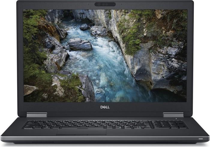 Dell Precision 7730 black, Core i7-8850H, 16GB RAM, 512GB SSD (TJGT8)