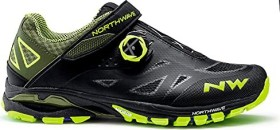 Northwave Spider Plus 2 black/yellow fluo (80153008-04)