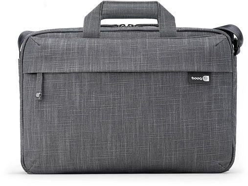 "Booq Mamba slim 15"" carrying case grey (MSM15-GRY)"