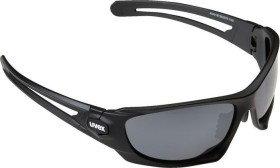 UVEX sportstyle 306 black/grey