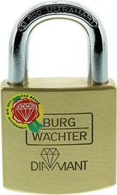 Burg-Wächter D 600 40 Diamant, 7.5mm, 73mm