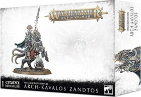 Games Workshop Warhammer Age of Sigmar - Ossiarch Bonereapers - Arch-Kavalos Zandtos (99120207074)