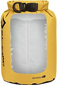 Sea to Summit Ultra-Sil View Dry bag 4l