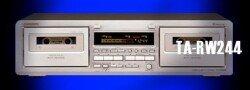 Onkyo TA-RW244 podwójny-odtwarzacz kasetowy