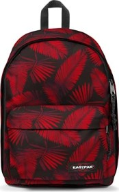 Eastpak Out of Office schwarz/rot