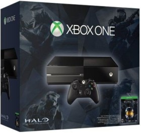 Microsoft Xbox One - 500GB Halo: The Master Chief Collection Bundle schwarz