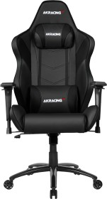 AKRacing Core LX Plus Gamingstuhl, schwarz (AK-LXPLUS-BK)