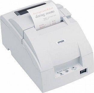 Epson TM-U220A, WLAN, weiß (C31C516007WR)