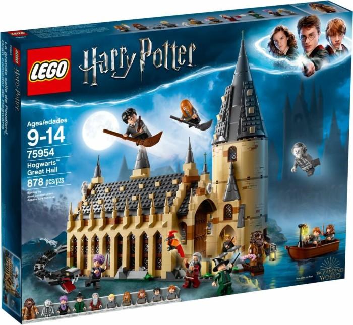 LEGO Harry Potter - Die große Halle von Hogwarts (75954)