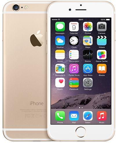 apple iphone 6 16gb gold in mobiltelefone handys ohne. Black Bedroom Furniture Sets. Home Design Ideas