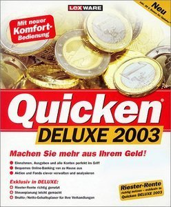 Lexware QuickOffice 2003 Deluxe (German) (PC) (06841-0021)