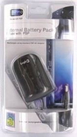 Logic3 external rechargeable battery (PSP) (PSP527)
