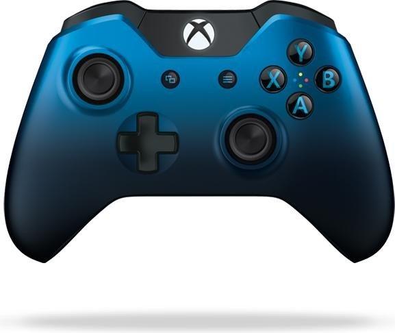 Microsoft Xbox One kontroler Wireless Dusk Shadow Specials Edition (Xbox One)
